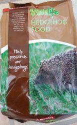 Mr Johnsons Hedgehog food