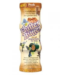 Flutter Butter Pods, triple pack
