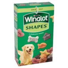 WINALOT SHAPES 800g X 5 BOXES