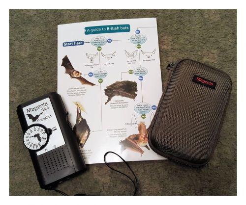 Bat detector gift set