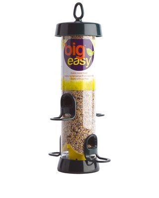 """Big Easy"" 4 port seed feeder WITH tray"