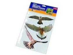 Bird Alerts window stickers