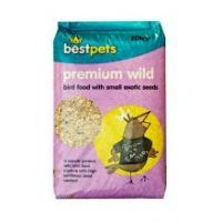 Premium mixed seed 20kg
