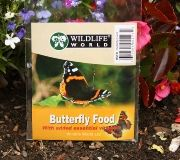 Butterfly food pack
