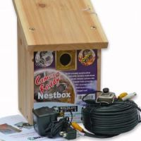 Camera nest boxes