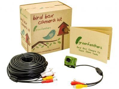 Camera kit for Nest boxes/Hedgehog houses