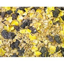 Ground Blend with fruit,12.75kg