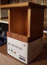 Open nest box to suit Robin's etc