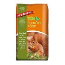 Squirrel Food 0.9kg bag