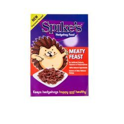 Spikes Meaty Feast hedgehog food 140g