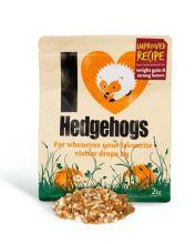 I Love Hedgehogs food