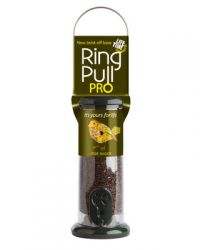 "Small ""Ring Pull Pro"" Niger Feeder-Green"