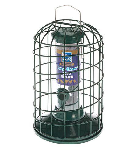 RSPB Seed feeder guardian