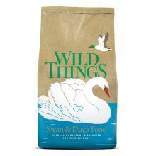 Duck and Swan food