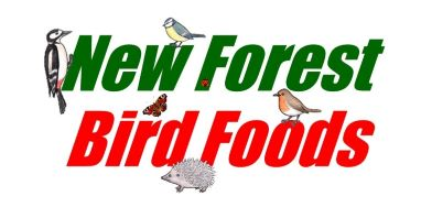 Window stickers - New forest Bird Foods